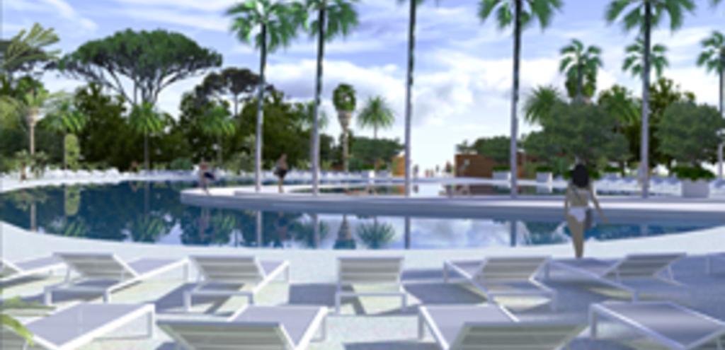 Nouveauté 2018 !! Notre nouvelle piscine de 1000m² ouverte à partir du 2 Juillet